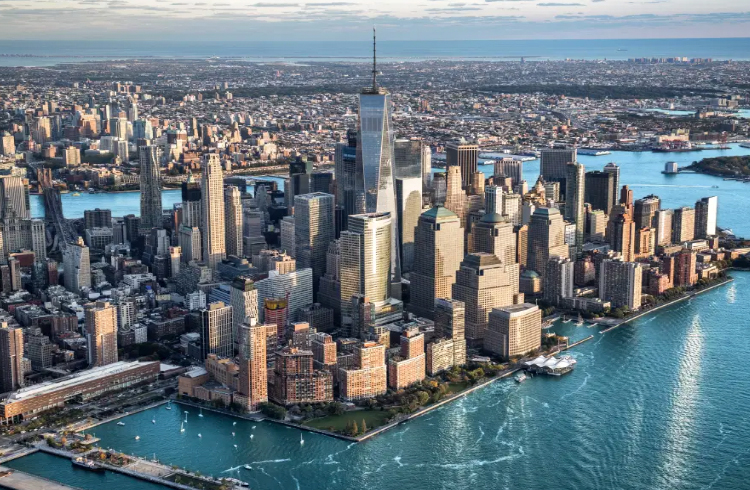 Destruída inúmeras vezes na ficção, Nova York quer revolucionar sua realidade com blockchain