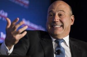 Ex-presidente do Goldman Sachs diz que a criptomoeda global do futuro não será o Bitcoin