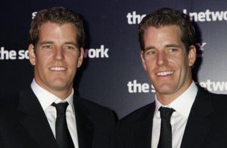 Gêmeos Winklevoss ganham patente de corretora de criptomoedas