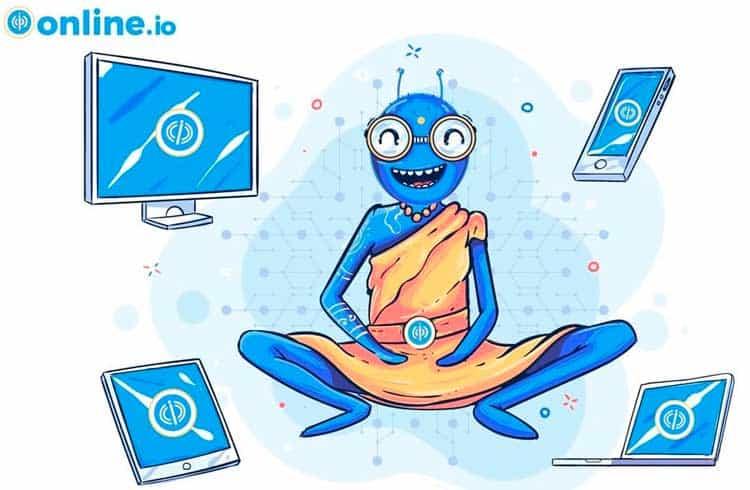 Online.io: plataforma descentralizada traz de volta a segurança dos usuários