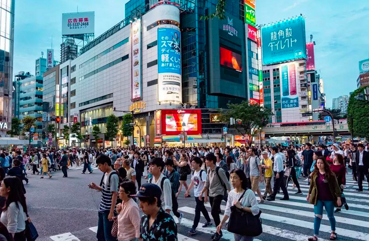 Quase metade dos que lucram mais de US$ 1 milhão no Japão fazem sua fortuna com criptomoedas