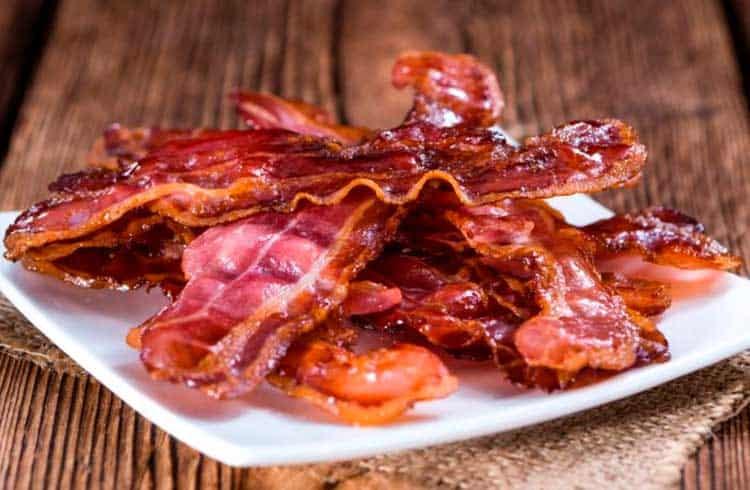 Que tal minerar bacon enquanto navega na internet?