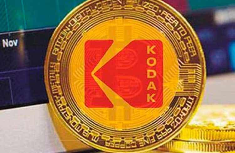 Token da Kodak é alvo de tentativas de fraude