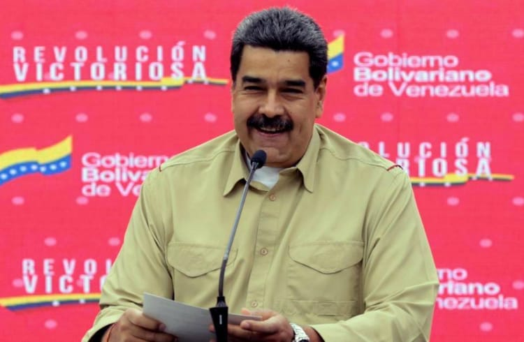 "Venezuela anuncia o ""pizza day"" do El Petro"