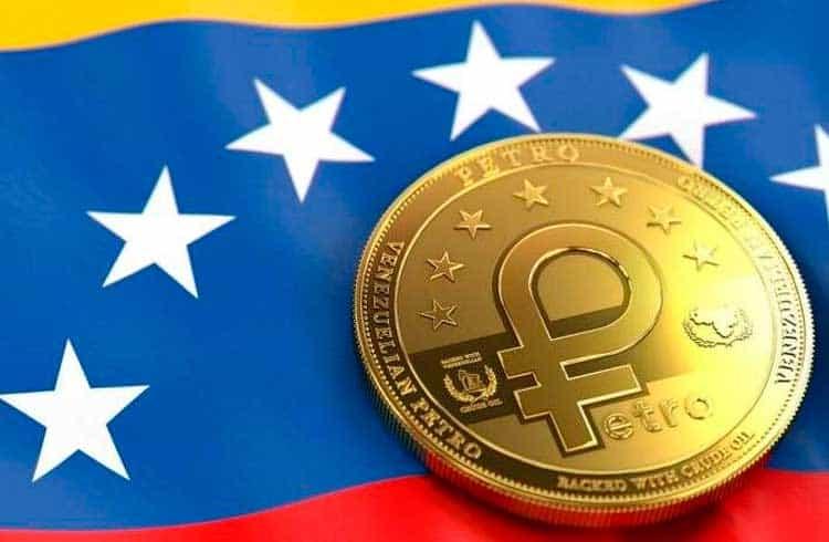 "Venezuela quer vender o ""El Petro"" para Índia"