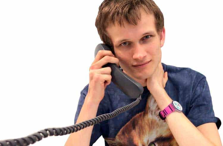 Vitalik Buterin anuncia nova atualização do Ethereum