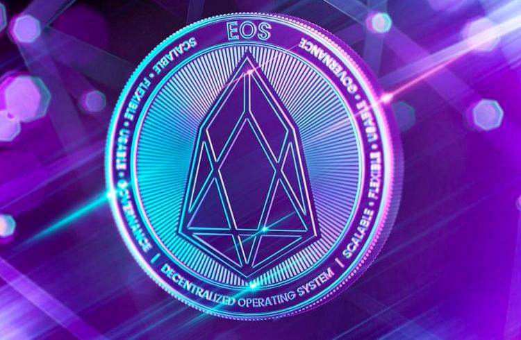 Apenas 10 endereços detêm quase metade dos tokens EOS