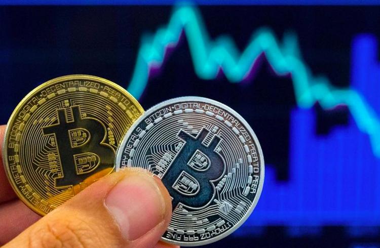 Bitcoin registra sua menor cotação do ano durante o último fim-de-semana