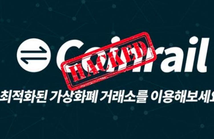 Exchange sul-coreana é hackeada e pode ter perdido US$40 milhões em criptomoedas