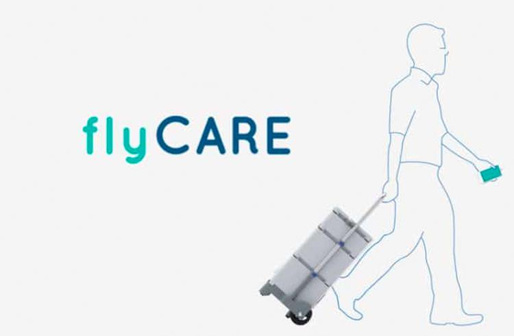FlyCARE revitaliza serviços médicos, de bem-estar e cuidados pessoais com a blockchain