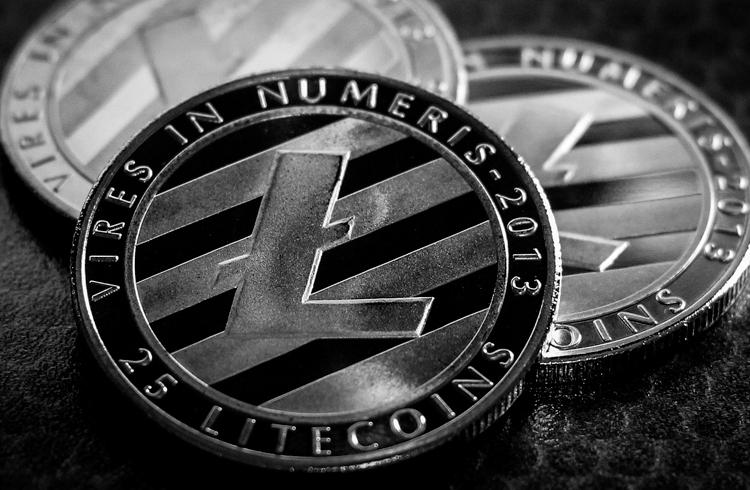 Litecoin chega ao seu menor preço dos últimos sete meses