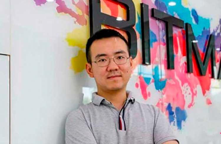 Não tenho tempo nem dinheiro para minerar Bitcoin, diz CEO da Bitmain
