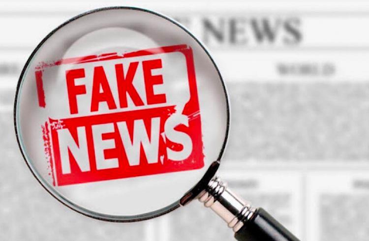 Principais sites de criptomoedas do mundo divulgam informação errada