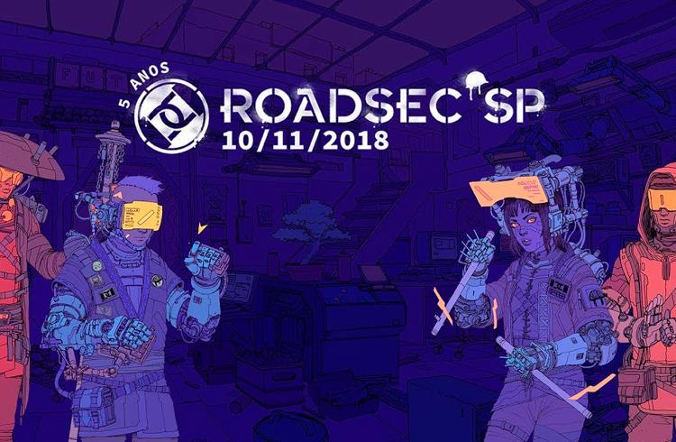 """Roadsec anuncia atrações para edição SP: hacker Joe """"Kingpin"""" Grand e show de Marcelo D2"""