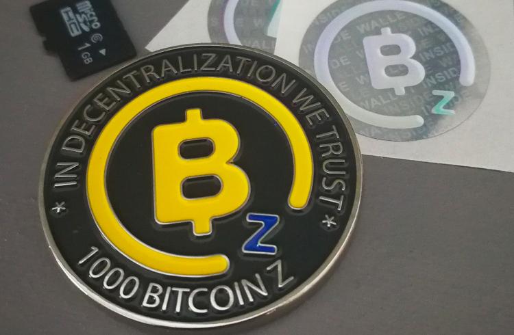 A atualização mais recente do BitcoinZ é uma solução de autoatendimento do sistema KioskZ