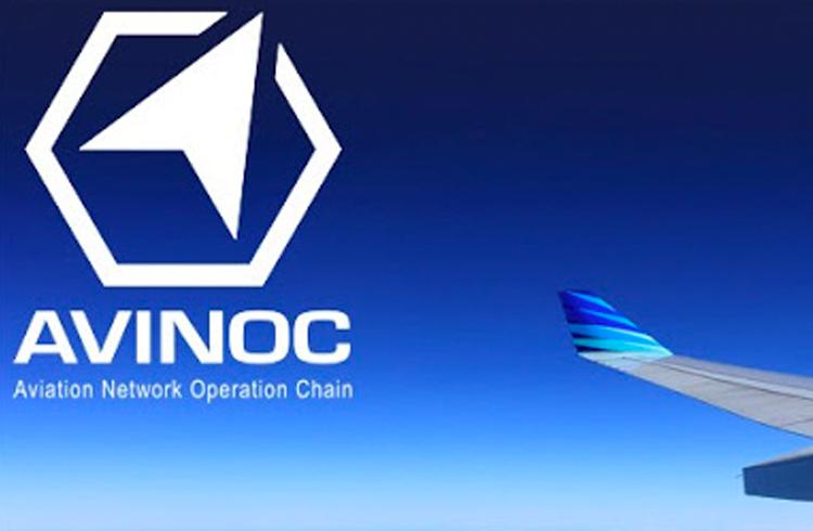 AVINOC é a solução blockchain que irá evoluir a Gestão Global de Aviação