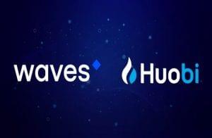 Criptomoeda Waves é listada na Huobi