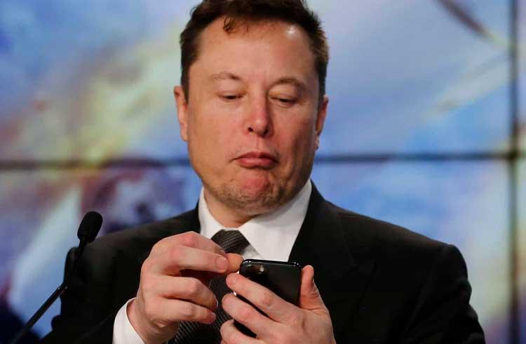 Elon Musk fica impressionado com bots fraudulentos em esquema envolvendo Ethereum
