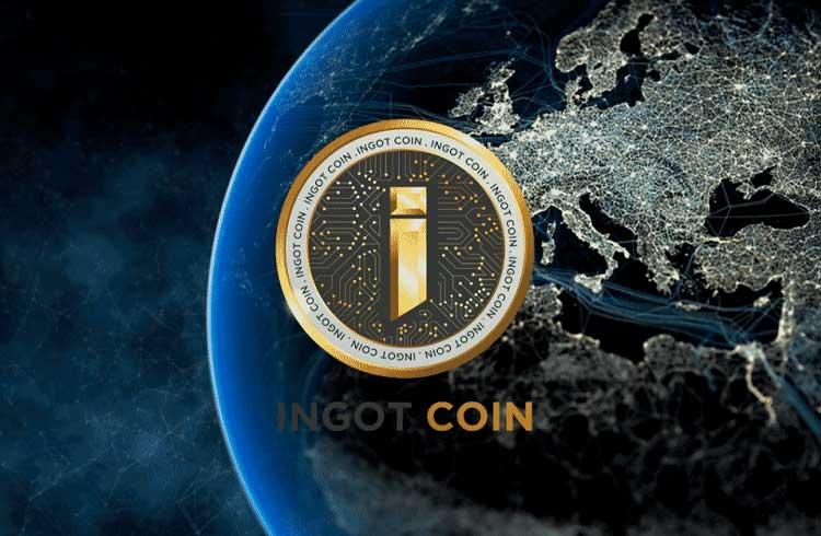 INGOT COIN anuncia que atingiu seu Soft Cap e define o próximo objetivo