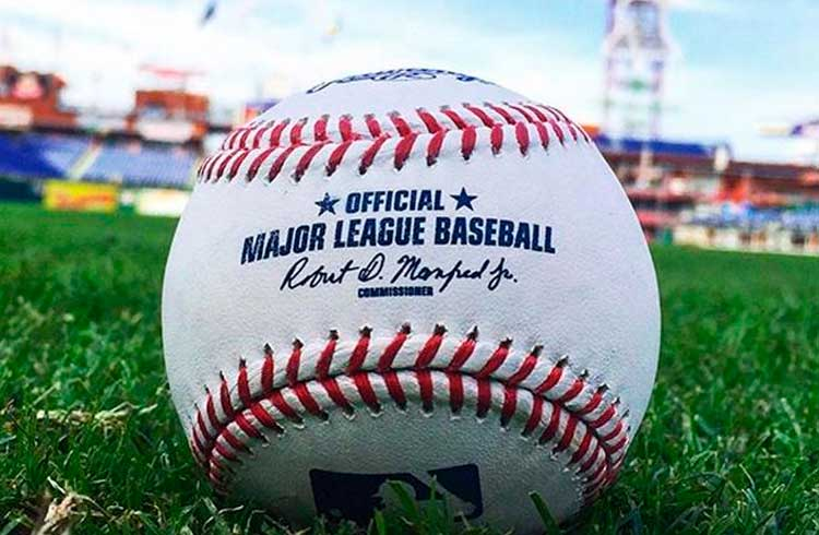 Liga de beisebol norte-americana lança colecionável estilo CryptoKitties