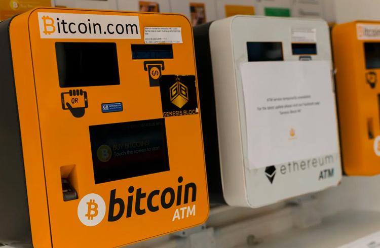 Novos caixas eletrônicos de Bitcoin são instalados na Rússia e no Quênia
