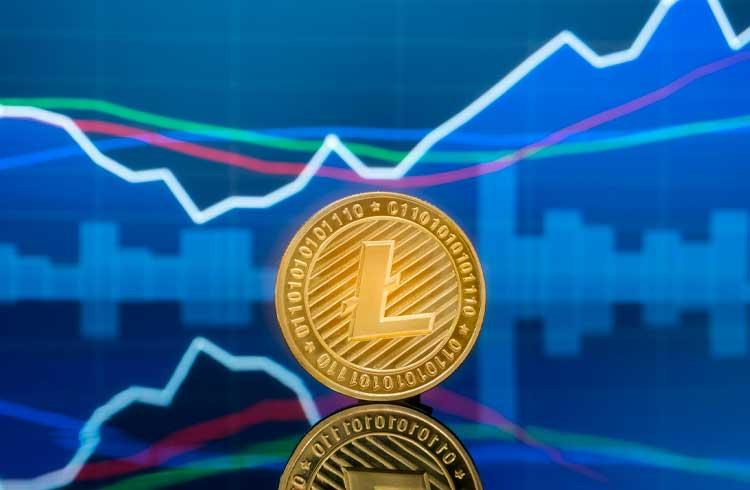 Preço da Litecoin dispara após notícia de aquisição de banco alemão