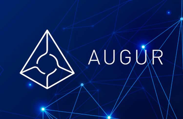 Protocolo Augur torna-se o maior Dapp da rede Ethereum em suas primeiras 24 horas de vida