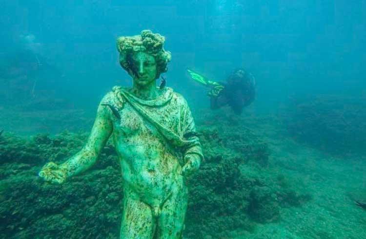 Startup promete revolucionar a arqueologia submarina com DLT