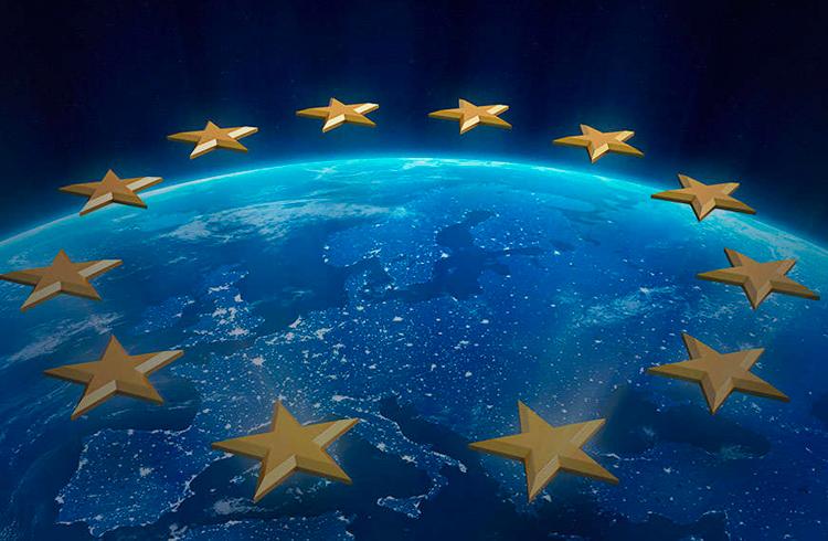 União Europeia diz que é improvável que as criptomoedas desafiem os bancos centrais