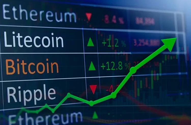 Volume do mercado de criptomoedas aumenta e negócios P2P vivenciam a maior demanda