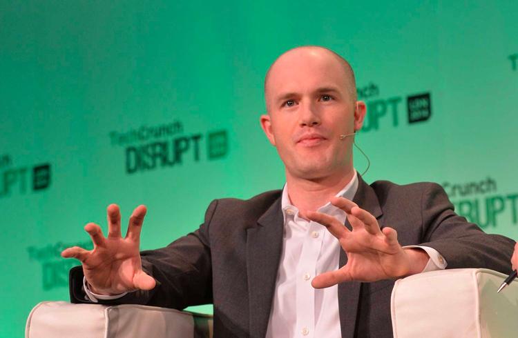 A adoção generalizada do Bitcoin pode levar anos, diz CEO da exchange Coinbase