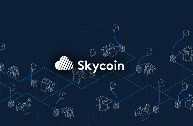 A Skycoin Blockchain Company quer entrar no mercado da Coreia do sul