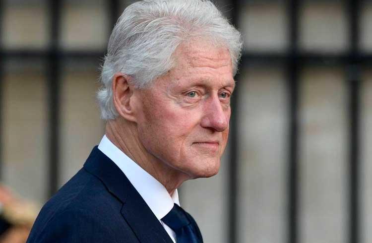 Bill Clinton será a grande atração da próxima conferência da Ripple