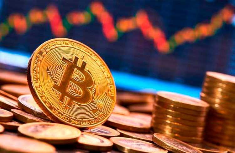 Bitcoin vê seu preço cair para menos de US$7 mil durante o fim-de-semana