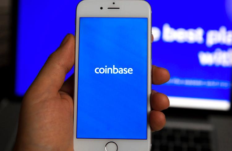 Coinbase continua a adicionar 50 mil usuários por dia mesmo com a queda do mercado