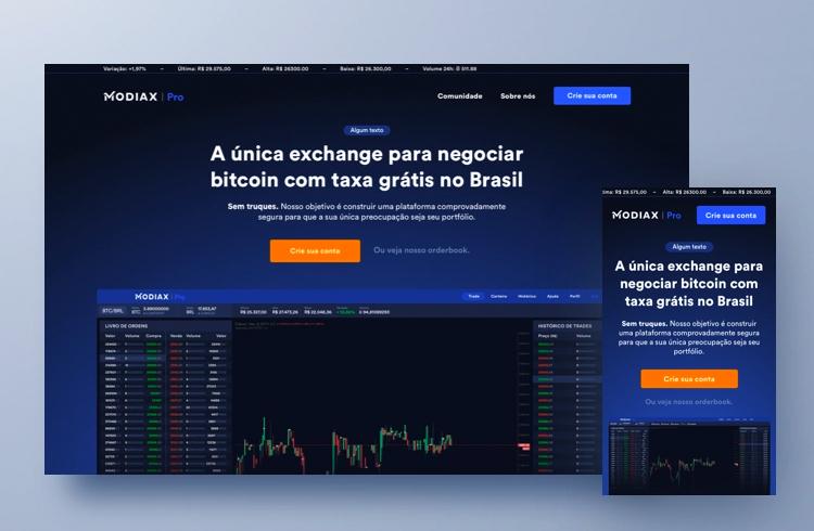 Corretora MODIAX distribui crédito em Bitcoins para usuários