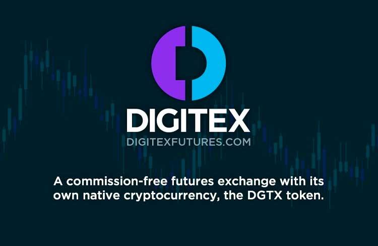 Digitex está liberando a Exchange para 5 mil participantes na lista de espera com o Airdrop do DGTX