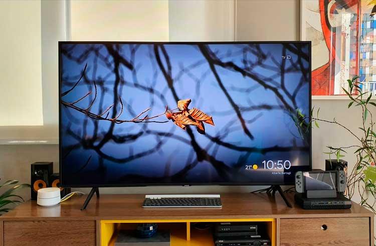 Empresa lança a primeira TV do mundo com recursos de mineração de Bitcoin