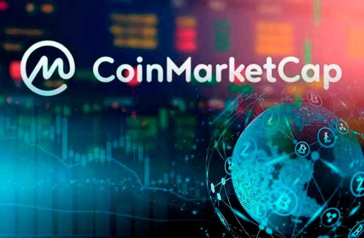 Ferramenta CoinMarketCap adiciona novos recursos em sua plataforma