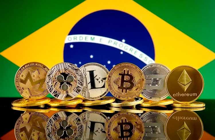 Mais de 1 milhão de pessoas já negociaram criptomoedas no Brasil