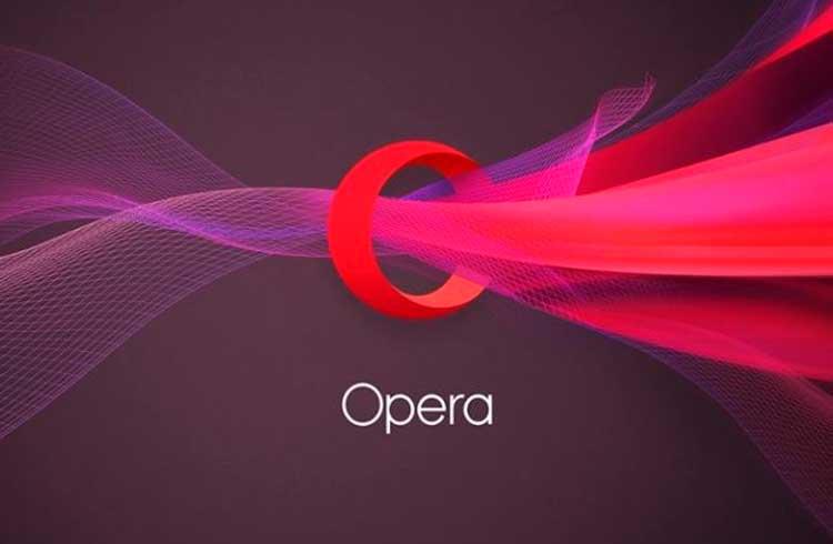 Navegador Opera integra sua carteira de criptomoedas diretamente no browser para usuários de desktop