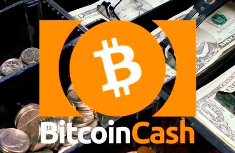 O uso de Bitcoin Cash dentro das exchanges sofre queda significativa