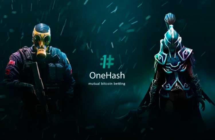 OneHash site de apostas anuncia promoção que pode pagar ate 0,5BTC