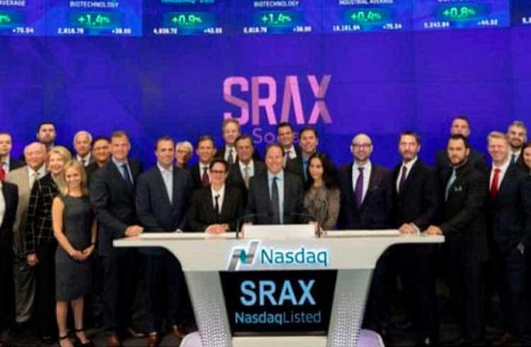 Acionistas da SRAX terão o direito de receber títulos da BIGToken Inc