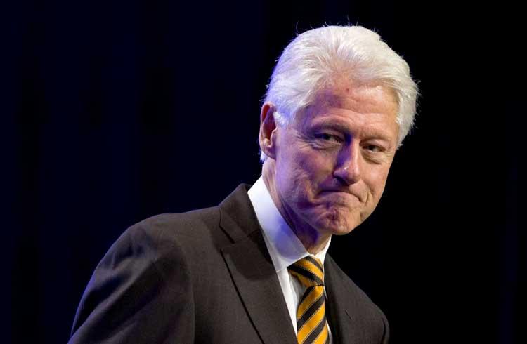 Bill Clinton declara que tem interesse em estudar sobre o Bitcoin e outras Criptomoedas