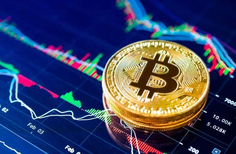 Bitcoin e a maioria das criptomoedas parecem recuperar fôlego nesta quarta-feira