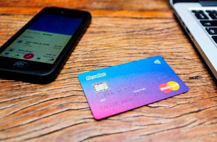 Empresa de cartão pré-pago Revolut busca licenças para operar em países da União Europeia