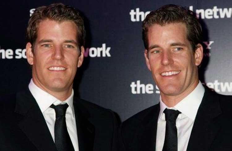 Irmãos Winklevoss conquistam patente para sistema de armazenamento seguro de criptomoedas