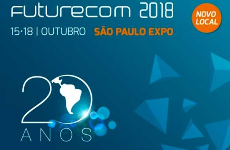 Leitores do Criptomoedas Fácil tem 50% de desconto no ingresso da Futurecom em São Paulo