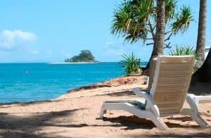 Re-desenvolvimento de ilha luxuosa na costa da Austrália será financiado por criptomoeda